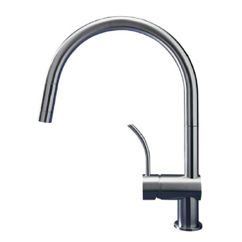 MGS Vela P Stainless Steel Kitchen Tap
